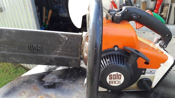 Solo Motorsäge