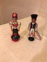 Russische Holzfiguren