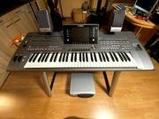Yamaha Tyros 5 Workstation Keyboard