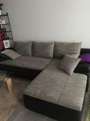 Couch mit Schlaffunktion