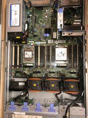 2x IBM Server ohne Festplatten