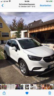 Opel Mokka X Turbo 1