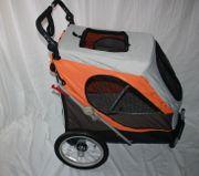 Hundekinderwagen Shuttle 109 x 62