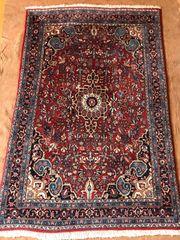 Original Perserteppich Bidjar handgeknüpft 150