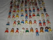 65 Playmobil-Figuren Kinder aus den