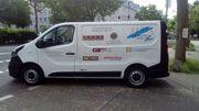 Opel Vivaro Kasten mit Kühlanlage