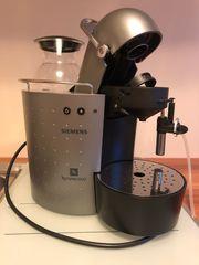 Siemens Nespresso Kaffeeautomat TK 50