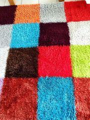 Kinderzimmer Teppich bunt