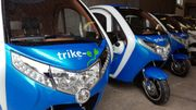 Neue Farben Elektro Kabinenroller 2-Sitzer
