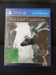 The Last Guardian PS4 super