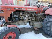 Hürlimann Traktor D-110 Synchromatic