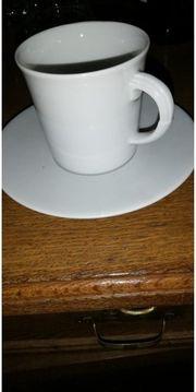 45 Kaffeetassen Untertassen Tassen Kaffeegedeck