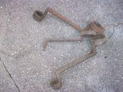 uraltes Werkzeug-Schlüssel Ringschlüssel Schrauben-schlüssel 68