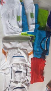 Sportshirts Laufen Tennis ca Gr