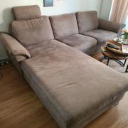 Sehr gut erhaltene Couch- Garnitur