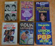 6 Musikbücher Lexikon