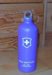 NEU violette Sigg Flasche 1