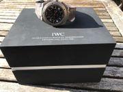 IWC Ingenieur Chronograph AMG Titan