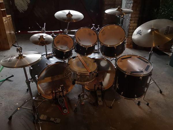 Schlagzeug RedRock Doublebass Equipment Hardware