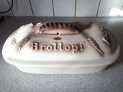 Brottopf Keramik