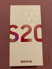Samsung Galaxy S20 FE cloud