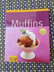 Muffins neuwertiges modernes Backbuch von
