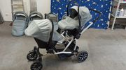 Zwillings Kinderwagen Bebetto 4 in