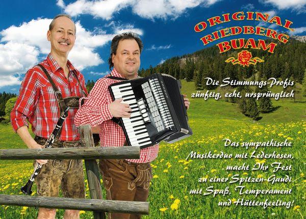Volksmusik Oktoberfest-Band Schlager