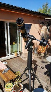 Coronado Sonnenteleskop ST 90 800