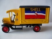 Shell 100 Jahre Motorisierung Dennis