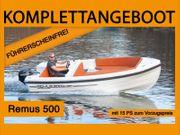 SPECIAL Komplettangebot REMUS 500 SLOEP