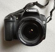 Digitale Fotokamera Canon E0S 30