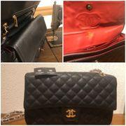 Chanel flap bag Neu 31x18x8