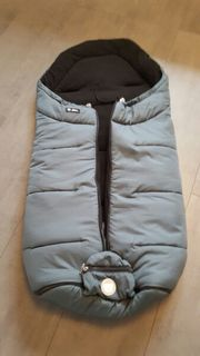 alvi winterfusssack grau in top