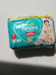 Pampers pants Größe 7