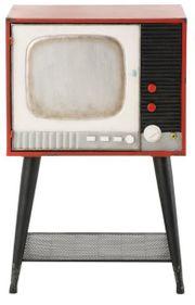 Designer Kommode im Retro TV