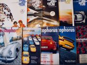 CHRISTOPHORUS Porsche Magazine 1984-1994 1998-2001