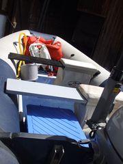 Schlauchboot Außenborder Honda 10 PS