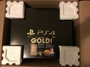 Gold Sony PS4 Bundle - Taco