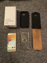 Samsung Galaxy A3 16gb Sandgold