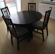 Tisch rund 120 cm Durchmesser