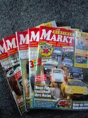 Oldtimermarkt-Zeitschriften