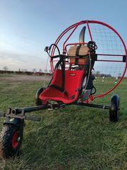 Motorschirm Trike MR4 - Paramotor mit