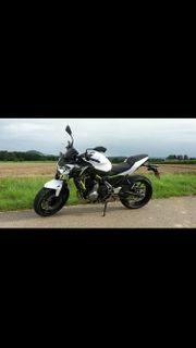 Kawasaki Z650 -1498 km