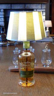 Whiskylampe Tischlampe Barlampe Geschenkidee
