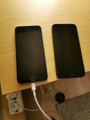 Iphone 5s und IPhone 5
