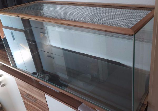 Nagarium / Terrarium / Aquarium 100 x 40 x 40 cm