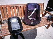 Kindersitz Maxi Cosy Pearl mit