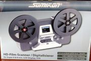 Somikon HD-XL-Film-Scanner u -Digitalisierer für