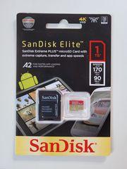 SanDisk Extreme Plus Micro-SDXC Speicherkarte